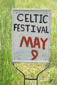 Celtic Festival May 9